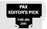 PAX Editor's Pick