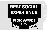 Best Social Experience Award
