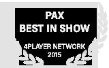 PAX Best in Show Award