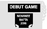 Debut Game BAFTA Nomination
