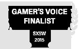 Gamer's Voice Finalist