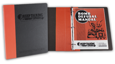Keep Talking and Nobody Explodes - Defuse a bomb with your
