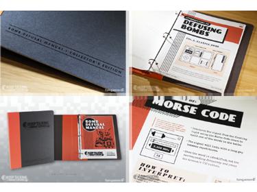 collector's edition bomb defusual manual