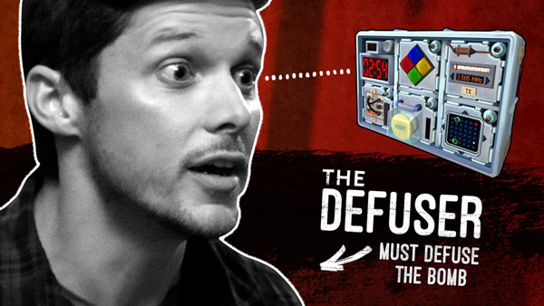 The Defuser
